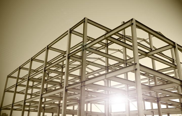 ocelova konstrukcia ramova