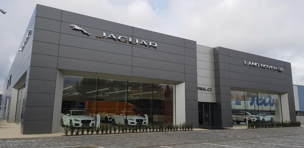 hala pre servis a predaj automobilov (2)